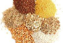 Ingredientes / Conoce las propiedades de los alimentos, para que tus platos sean además de ricos, saludables.