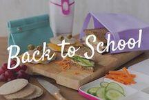 Back to School / Damit sind dir neidische Blicke von deinem Sitznachbar garantiert! Du kannst ihn ja mal probieren lassen. ;) Leckere #Rezepte to go für die große Pause in der #Schule... oder zum Naschen Zwischendurch! ;) #backtoschool