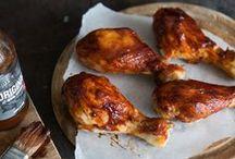 Da wird das Huhn in der Pfanne verrückt: Hähnchen-Rezepte / Es ist nie zu spät ein glückliches Huhn zu werden - Hier kommen die besten Garmethoden und  unsere liebsten Rezepte für Hähnchen.