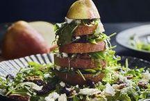 Leckere Salate / Damit Salat niemals langweilig wird - kreative Ideen für jeden Tag! Ob Frühling, Sommer, Herbst oder Winter - hier findet ihr tolle Salat-Rezepte für jede Jahreszeit. Leichte Salat und Salate, die richtig schön satt machen. Für jeden Geschmack ist etwas dabei!