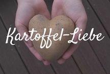 Kartoffel-Liebe / Hach die Deutschen können einfach nicht ohne sie. Die Rede ist von der Kartoffel. Ob als knusprige Bratkartoffel, in einem cremigen Kartoffelgratin oder als Ofenkartoffel mit Kräuterquark und leckerem Topping, kaum ein Gemüse ist so wandelbar wie die tolle Knolle! Aber auch ihre Verwandte, die Süßkartoffel, findet hierzulande immer mehr Anhänger!