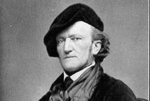 Ріхард Ваґнер / Wilhelm Richard Wagner (1813-1883) - a German composer, theatre director, polemicist, and conductor.
