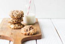Kekse & Cookies / Knusprig, Chewy, Soft, gefüllt oder mit Schokostückchen, Blaubeeren oder Cranberries im Teig - auf dieser Pinnwand findet ihr alles was das Krümelmonster-Herz begehrt: Kekse und Cookies in allesn Formen, Farben und Famositäten!