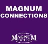 Magnum Connections / -Trade Shows, Expos and Demos-