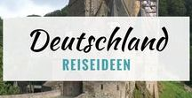 ● DEUTSCHLAND | GERMAN STUFF ● / Germany only. All die schönen Orte in Deutschland, von mittelalterlichen Innenstädten mit Fachwerk, wunderbaren Landschaften und Schlössern bis hin zu Berlin, Frankfurt oder Hamburg.