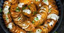 Süßkartoffel Rezepte - oder der Siegeszug der orangen super Knolle / Oh man - wieso habe ich mich erst so spät an die Süßkartoffel rangetraut? So viele leckere Sachen... Spiralen, Auflauf, Pommes und und und! Hier unsere Lieblingsrezepte mit Süßkartoffeln!