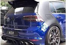 DF ♡ Golf Wheels / #VW Golf Felgen der Superlative #Für jedes Modell die passende Felge #Retro, spektakulär, modern #Golf 1-7