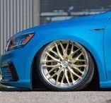 DF ♡ VW Passat & CC Wheels