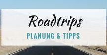 ● ROADTRIPS ● / Wir lieben Roadtrips <3 Eine Sammlung der schönsten Rundreise Strecken der Welt.