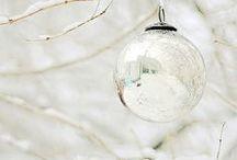 E' Natale! / Entrare nello spirito del Natale con decorazioni e piccoli, elegantissimi particolari.