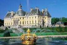 Les Châteaux Français / A la découverte des plus beau châteaux de France. Envie de passer une nuit au château ? Rendez vous sur http://www.weekendo.com/hotel-chateau.php