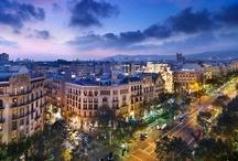 Barcelone. Espagne