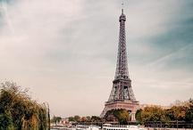 Week end à Paris. France. / A la découverte de Paris, destination week-end préférée des amoureux.