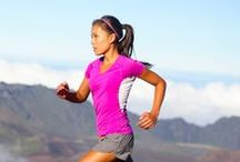Get Race Day Ready / Tips and tricks to perform your best on race day, as well as pink running gear. www.komeniowa.org