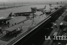 La Jetée / A French featurette, science-fiction drama. The movie consisting almost only static photos, with music and narration. Even the photos alone are a piece of art and here I am going to collect them.