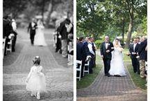 Wedding Ceremony Inspiration / Ceremony decor, ceremony ideas and inspiration