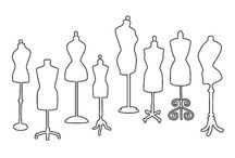Dress Forms / by Dianna Reiter