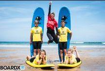 BOARDX Surfcamps / Proudly organizing surfcamps since 2001!