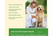 Pet Sitter Business Books