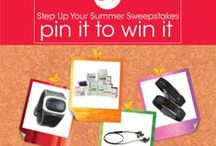 b4f14a58124 Step Up Your Summer Sweepstakes   The Vitamin Shoppe