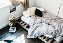 Home Is Where It's At / Home & Bedroom Decor Ideas & Inspiration