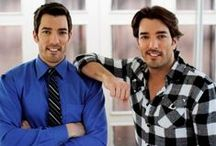 The Property brothers / by Heather Munden