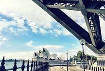 Sydney / A lovely city