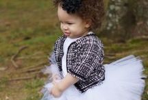 Black and White / Black and White baby outfits