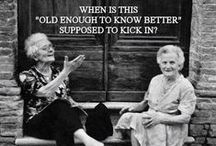 Humor for Seniors & the Folks Who Love Them / A belly laugh a day keeps the doctor away!
