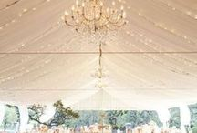 Tented Wedding inspiration / Tented wedding inspiration