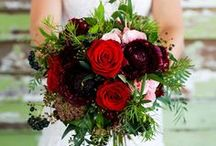 Wedding Bouquet Inspiration / Ideas for your wedding bouquet