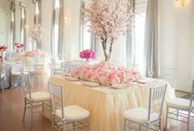 Luxury Wedding Decor / Want inspiration on some Luxury wedding decor ideas? Follow our Pinterest Board! Great ideas from wedding decorators and wedding stylists!