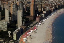 Destination Benidorm / In a privileged and central area, 450 meters of the famous Levante Beach and The Old town, you can find Sandos Monaco Beach Hotel & Spa in Benidorm, Costa Blanca, Alicante, Spain.
