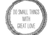 Be The Good! / Being Good with Random Acts of Kindness and other quotes and inspirations about life with a giving heart.