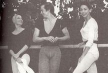 FONTEYN & NUREYEV / A male fan once wrote ~ 'If there was one word to describe Ms Fonteyn, it would be the most beautiful word in the world!' That sums up my perception of this graceful soul and dancer.