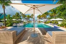 Valentines Resort / Valentines Resort offer luxury suites that are unparalleled among Bahamas hotels. With colorful clapboard-sided walls, white trim and shuttered dormer windows, they provide a unique experience for all our guests.