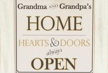 Grandparent Gifts & Ideas / Gifts for Grandma, Mimi, Gigi, Grandpa, Papa, Great-Grandma..find beautiful gifts from the heart they will always treasure.