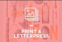 print & letterpress
