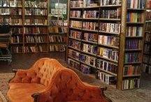 Books/ Bookstores/ Libraries / by Darby