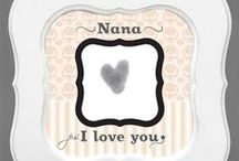 Gifts for Nana / Nana gifts and ideas to celebrate this special member of the family!