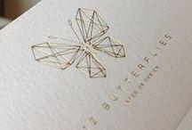 Business card / 名刺デザイン集
