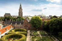 Groningen   S t a d / The town I was born