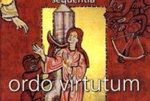 Hildegard v Bingen - Music / by Frederik