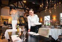 GASTRONOMIE | ARSENAAL RESTAURANTS / Restaurant & Brasserie. Arsenaal Restaurants.