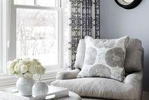 dinlenme odası / mobilya