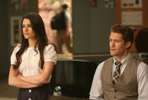 GLee Mr. Schue & Student(s) Moments / by Malibutam