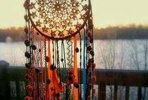 Bohemian Vibes / Bold. Bright. Quirky. Creative. Freedom. I love all things Bohemian! #freespirit