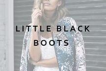 Little Black Boots Store