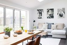 Indoor Living and Dining