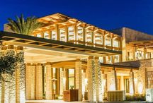 Newport Beach Country Club / Newport Beach Country Club, Exterior - Interior Lighting Design